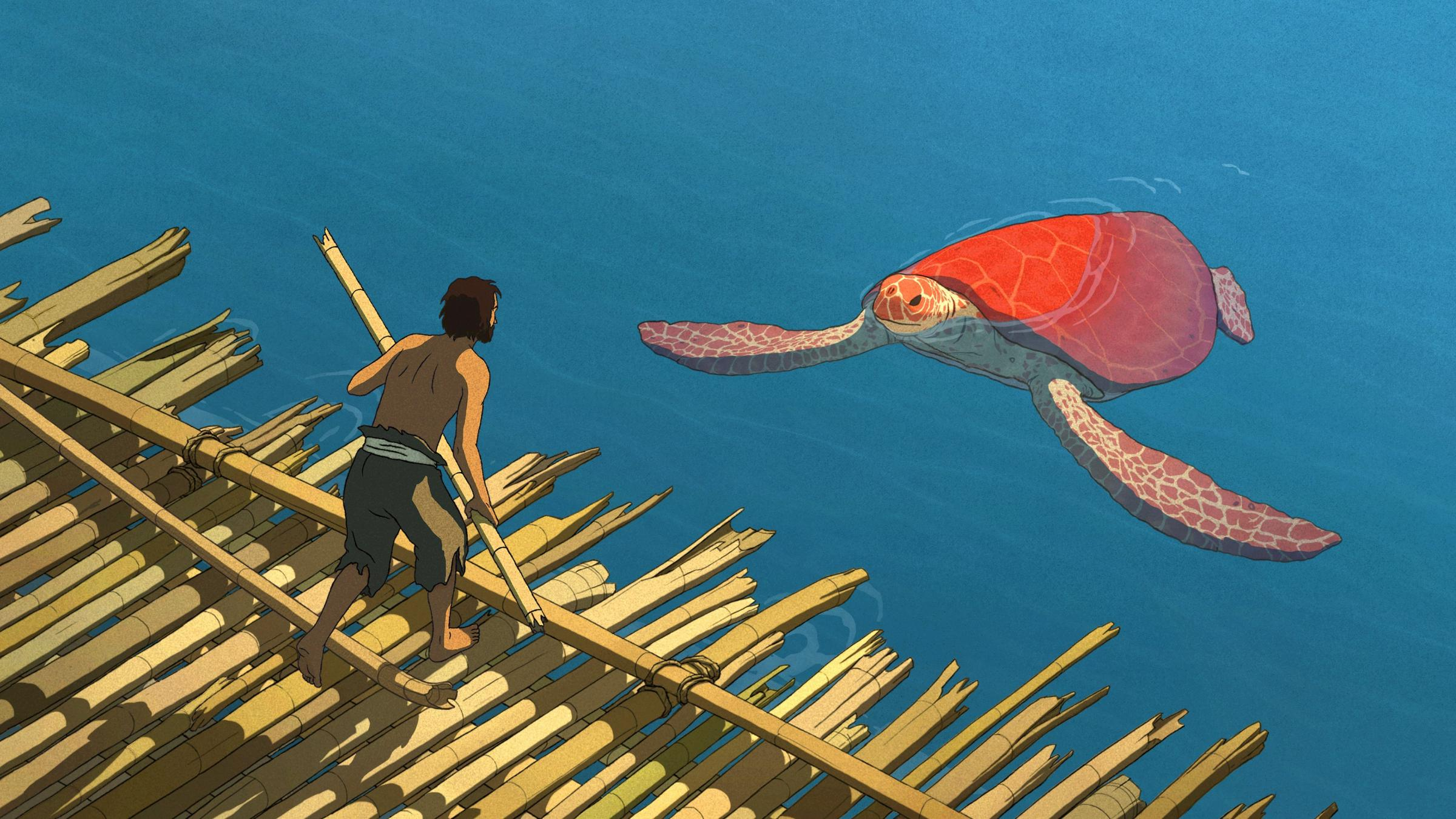 The Red Turtle at Theatr Mwldan