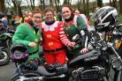 3 Amigos charity toy run 2017. PICTURE: Martin Cavaney