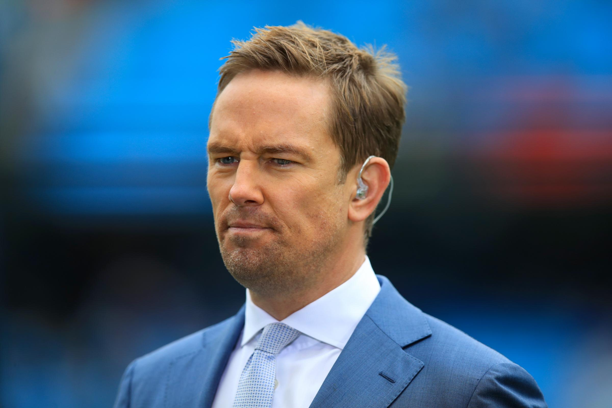 Sky Sports presenter Simon Thomas (Mike Egerton/PA)