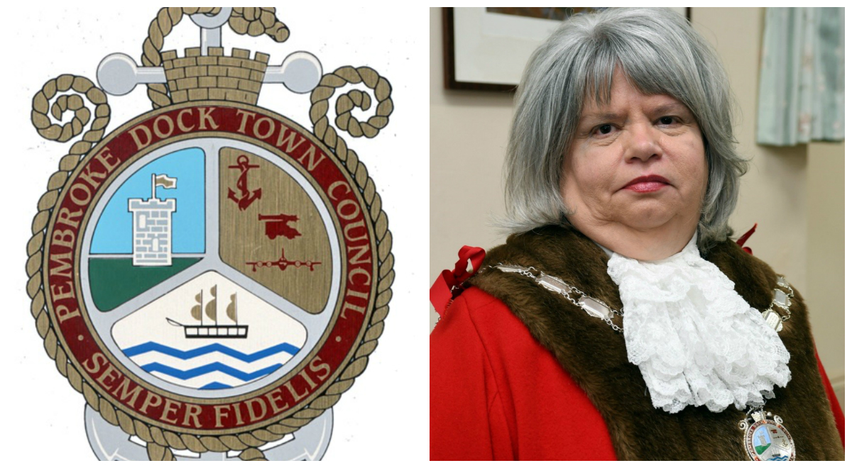 Pembroke Dock Town Council has a vacancy on the Market Ward following the resignation of the-then mayor Cllr Jane McNaughton.