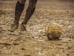 It's another disrupted day in Pembrokeshire football.