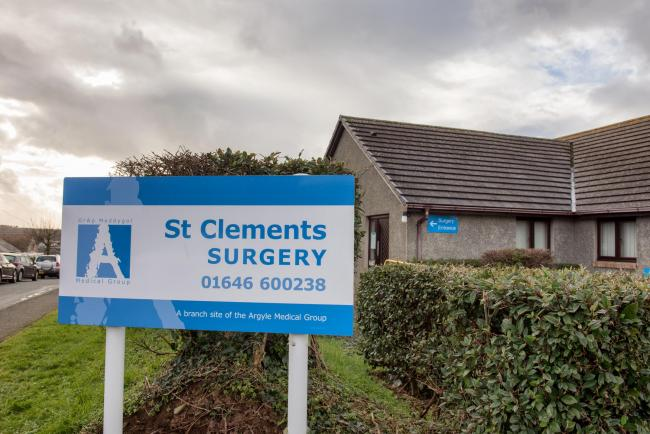 Health Board approves closure of Neyland's St Clement's Surgery