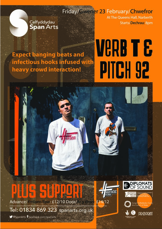 Verb T & Pitch 92