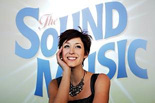 Connie Fisher will tour the Sound of Music next year
