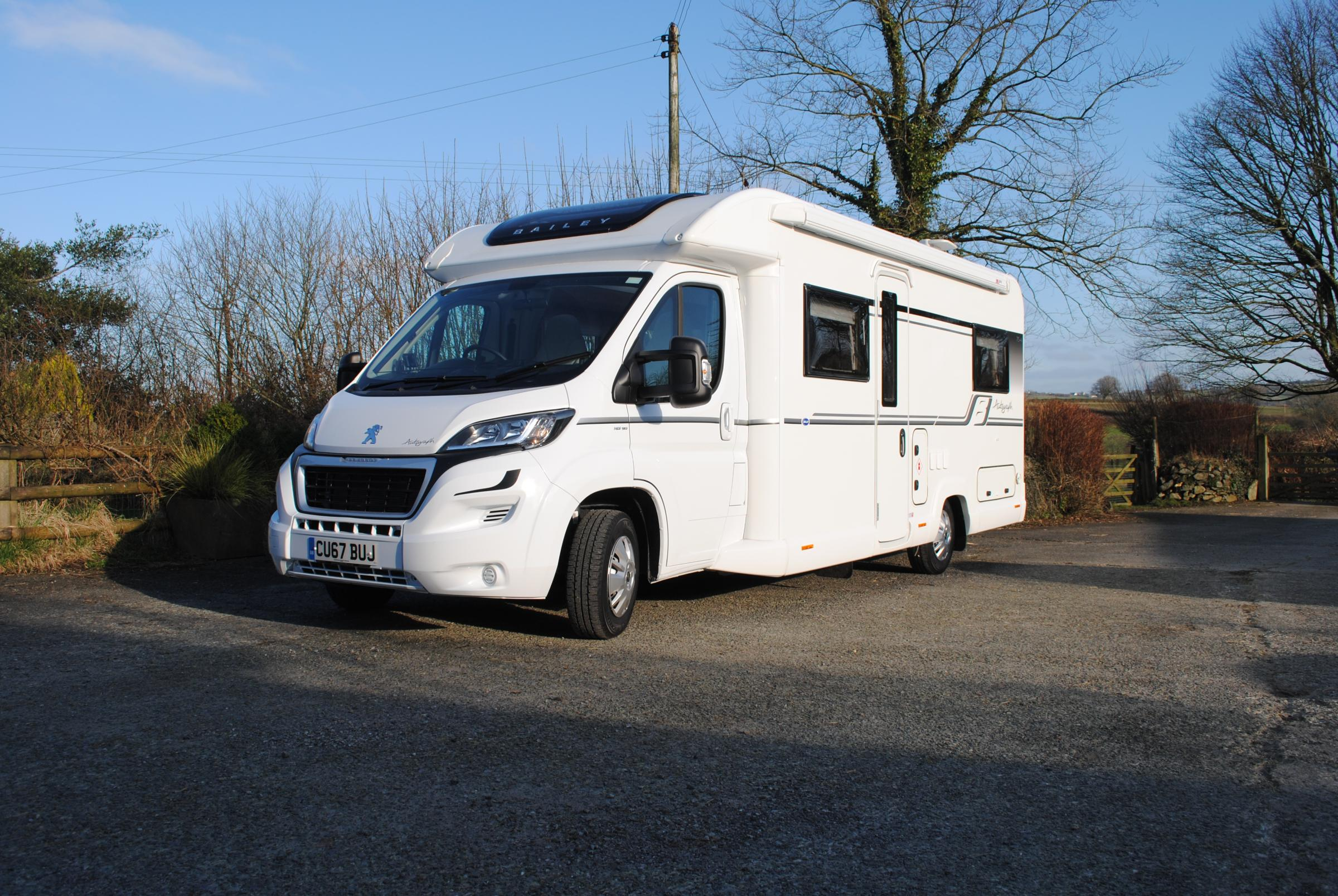 Motorhome Hire Open Day