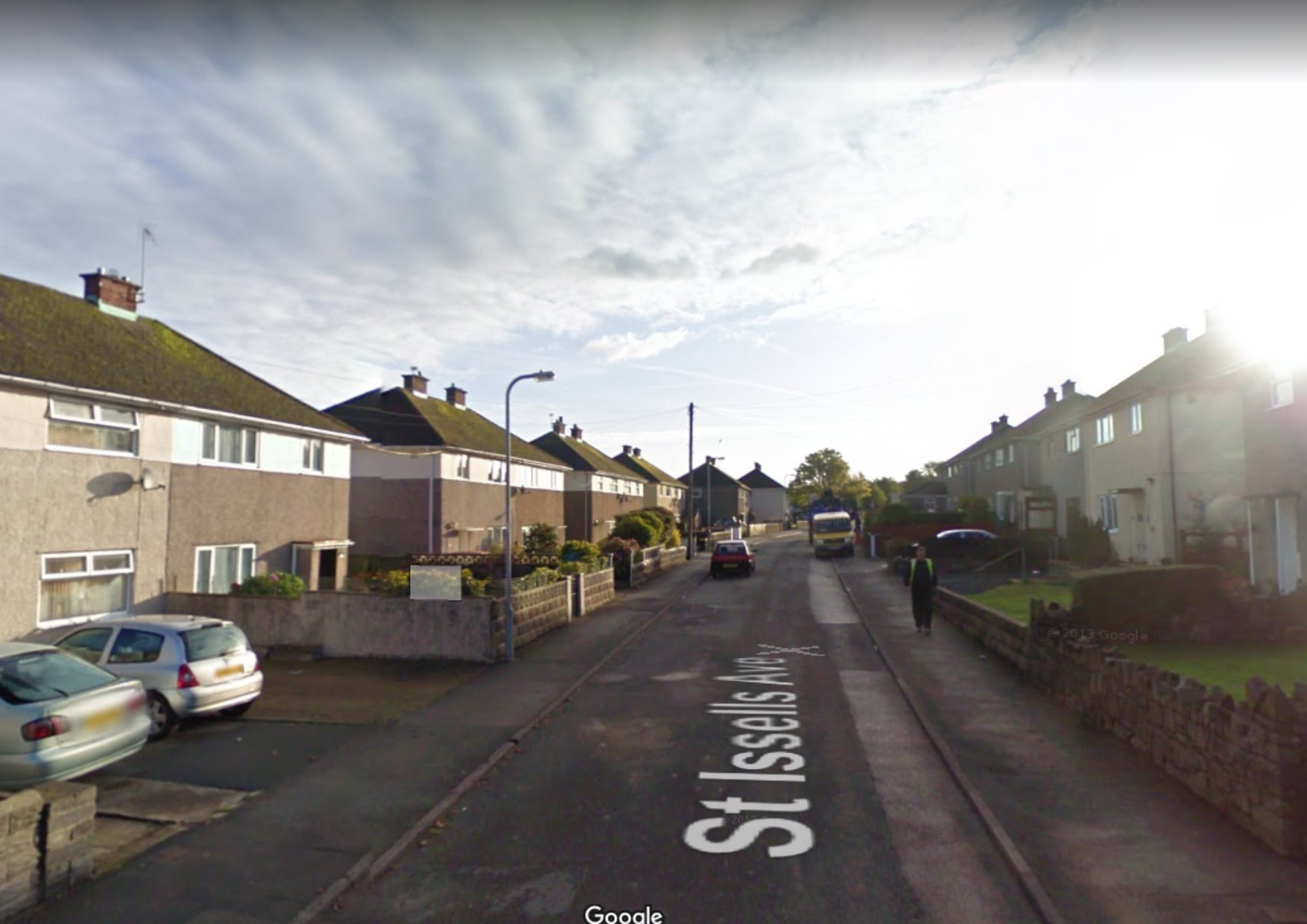St Issell's Avenue, Merlin's Bridge. PICTURE: Google Street View