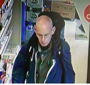 Christopher Ford was last seen in the Tenby Post Office