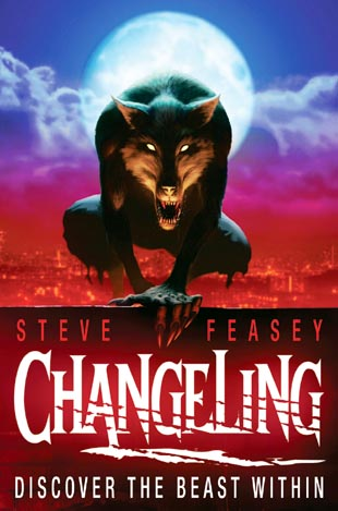 Changeling, which is available now, priced £5.99. To find out about Author Steve Feasey, visit www.stevefeasey.com.