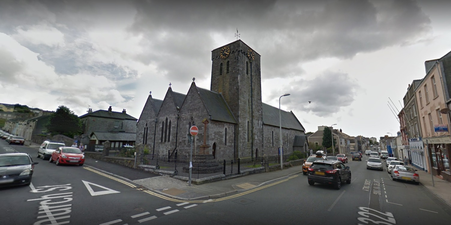 St Johns church. PICTURE: Google Street View