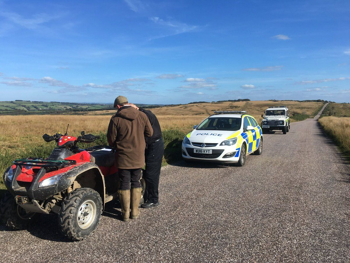 Police warning after series of quad bike thefts