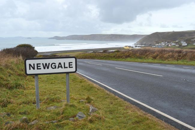 Police confirm death of man following incident at Newgale this week