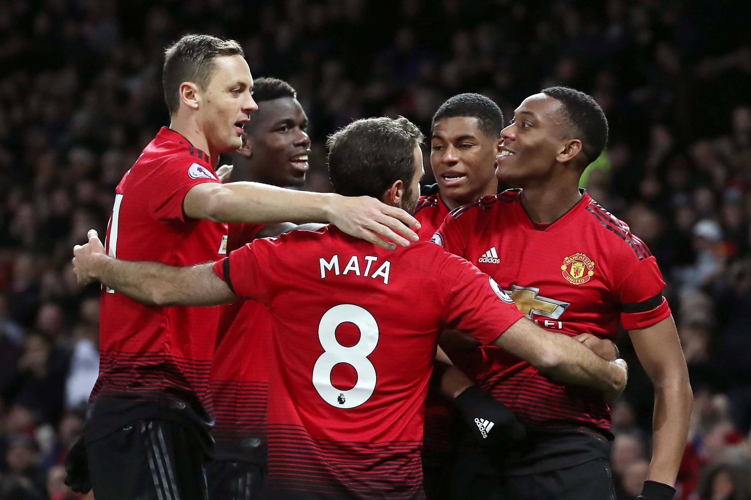 Image result for pogba and martial
