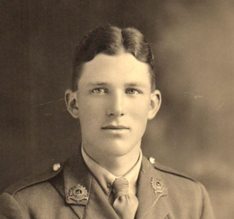 Major Charles Alan Smith Morris.