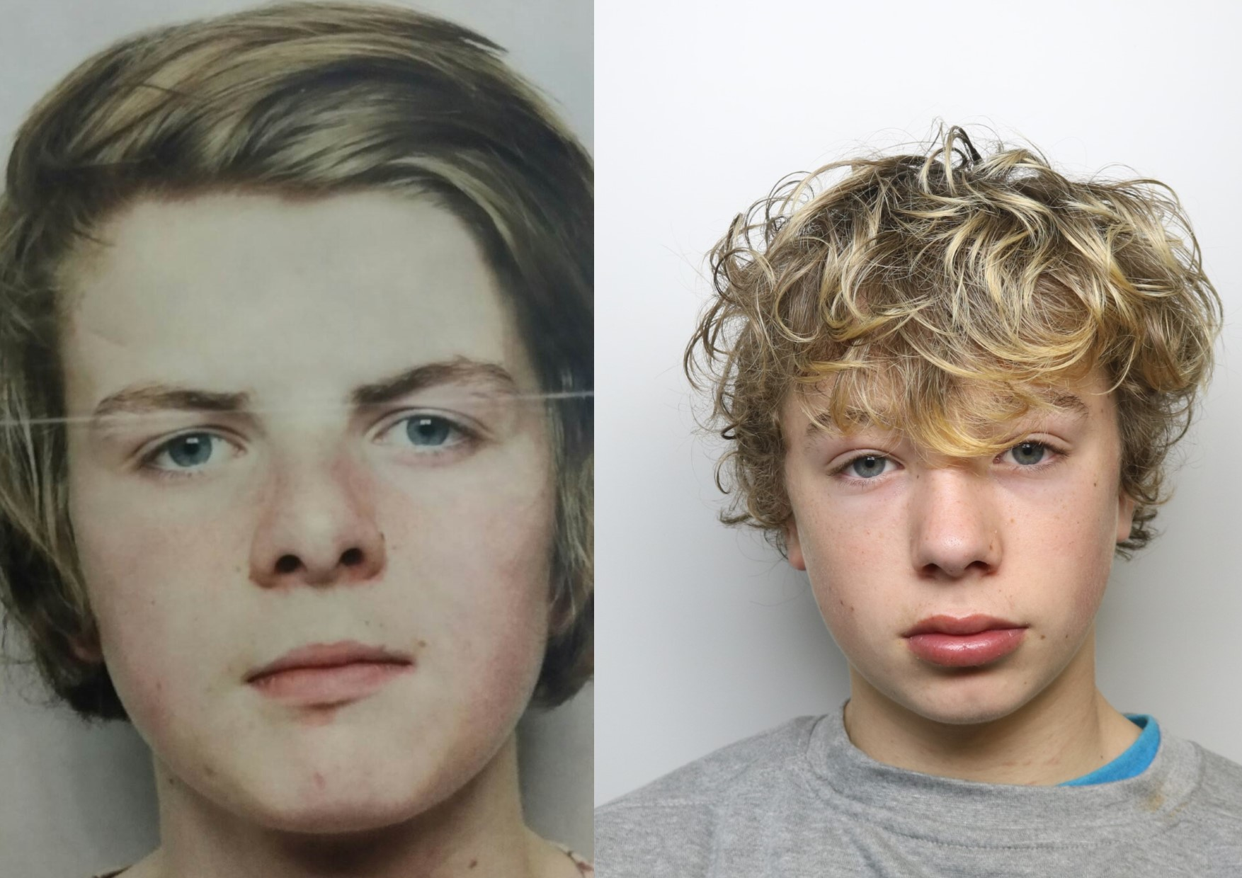 14-year-old Ewan and 15-year-old Shane have gone missing. Can you help police find them?