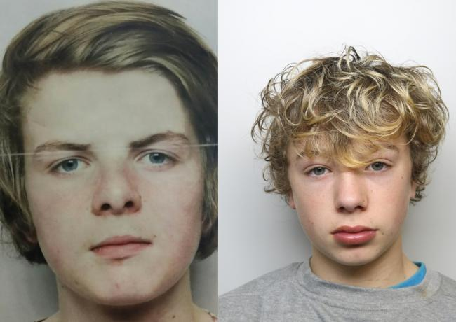 Ewan and Shane have now been found.
