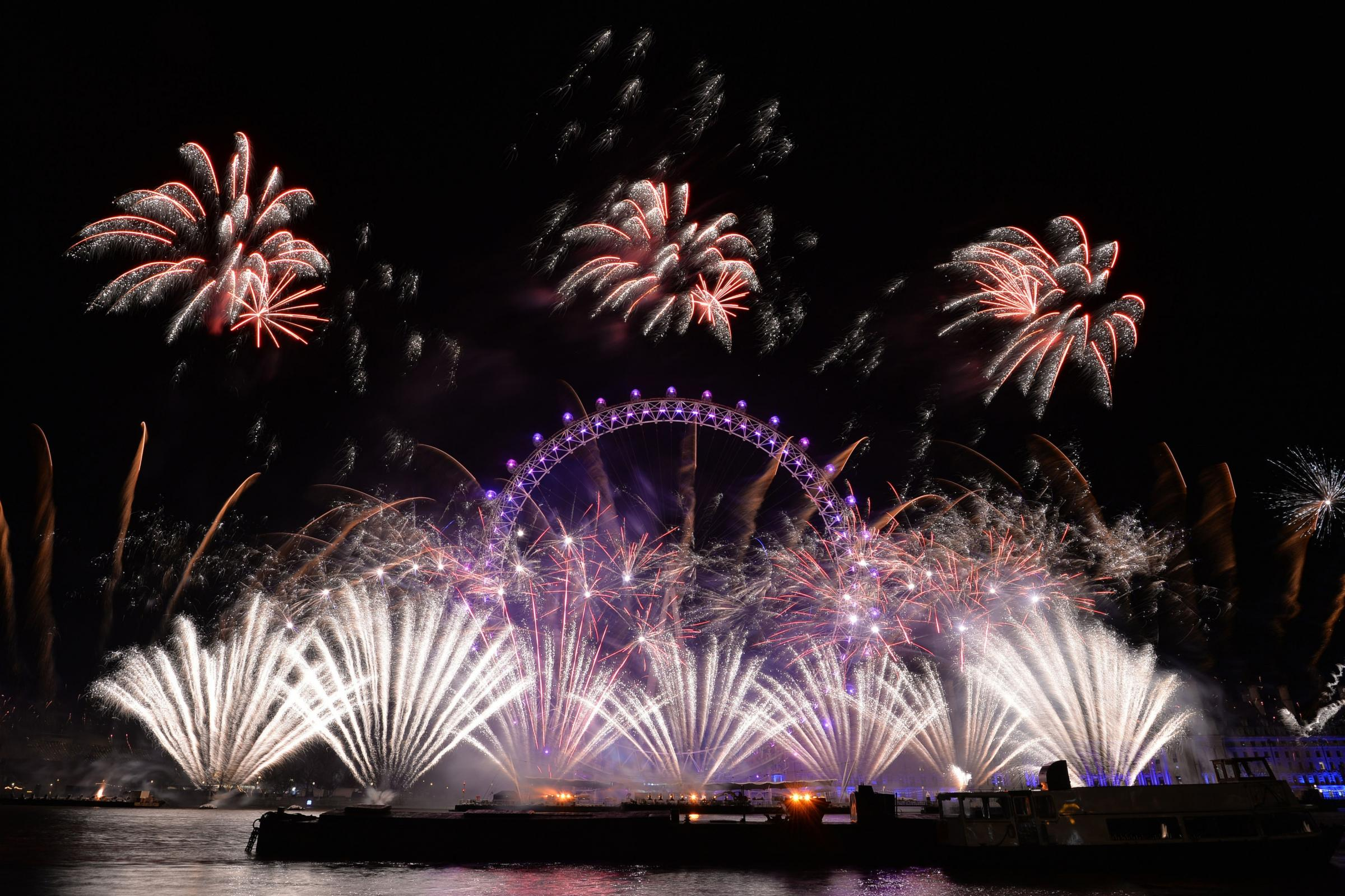 most of uk to be treated to dry new years eve western telegraph