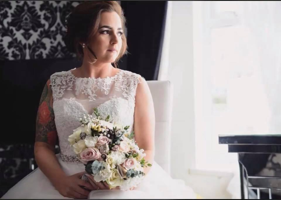 Quita Jenkins floral creations have seen her listed as one of the top 50 wedding florists in the UK.