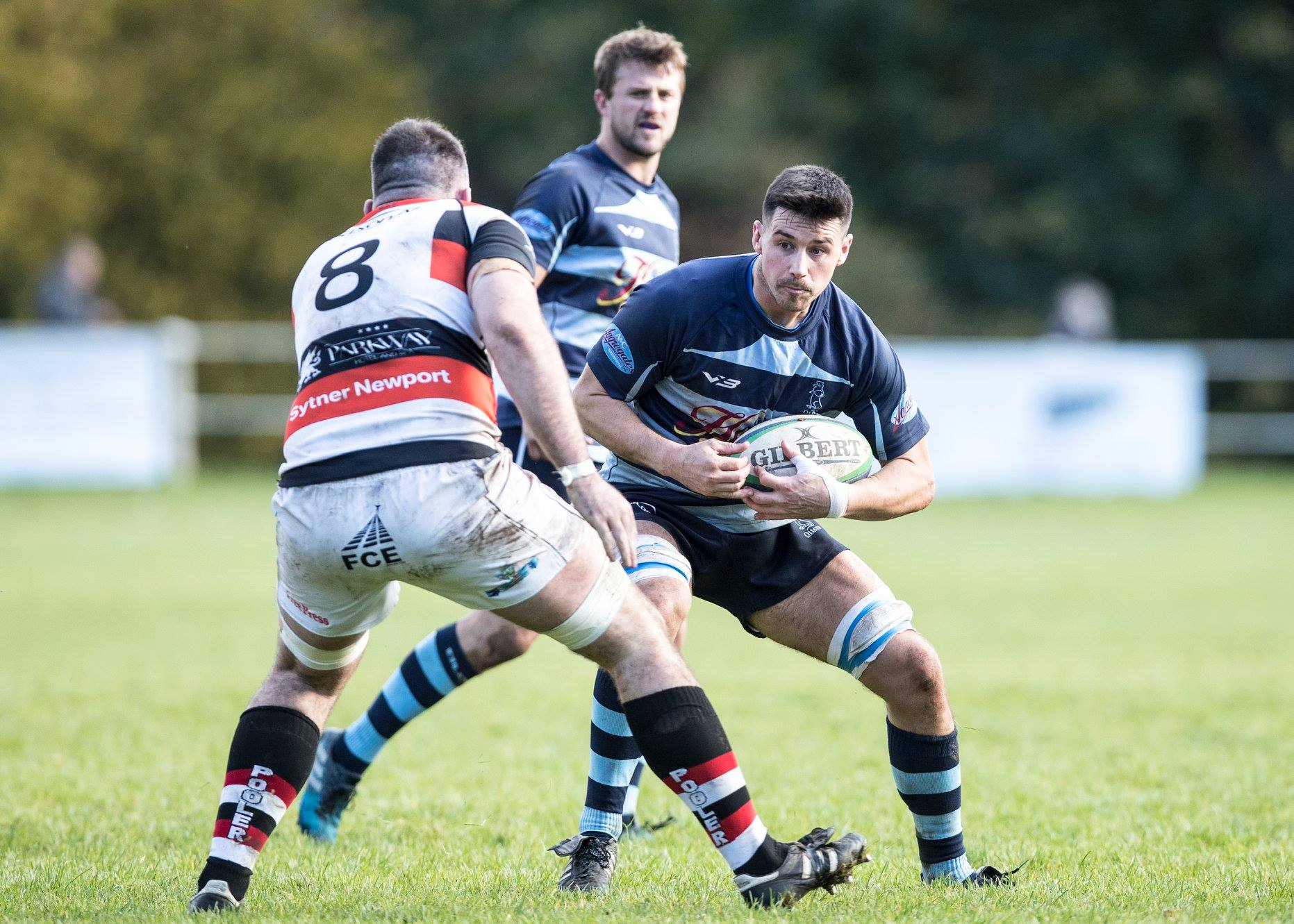 Narberth meet unbeaten Pontypool. PICTURE: Riley Sports Photography.