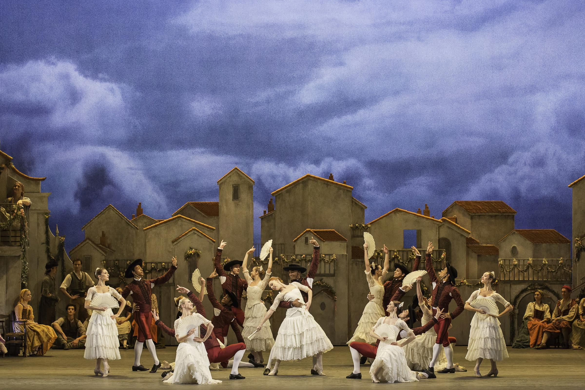The Royal Ballet's Don Quixote is to be screened at Cardigan's Theatr Mwldan. PICTURE: Johan Persson
