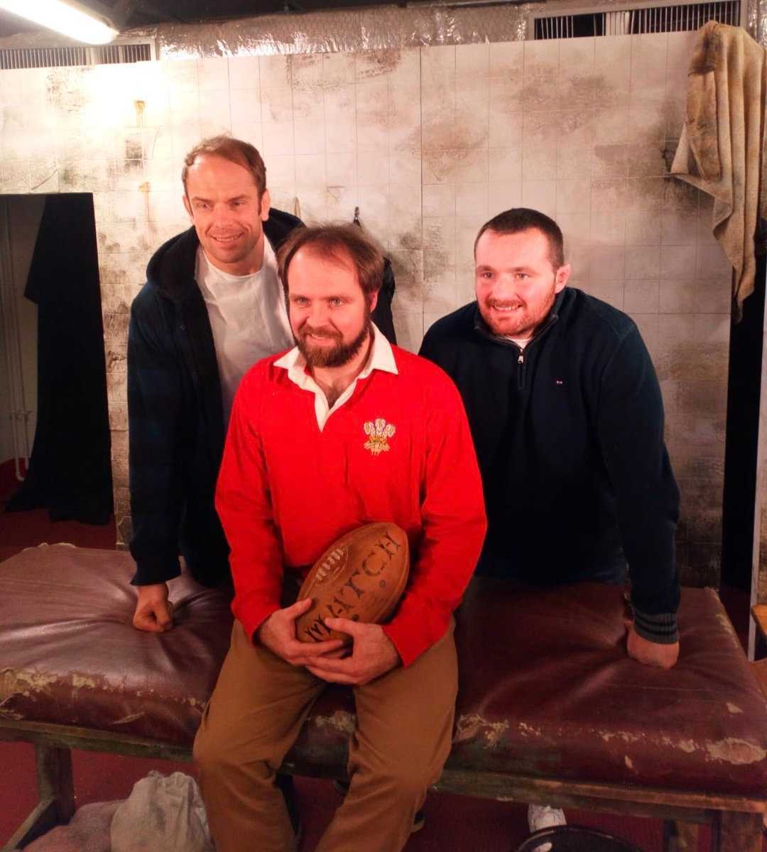 Torch Theatre play reduces Welsh rugby stars to tears