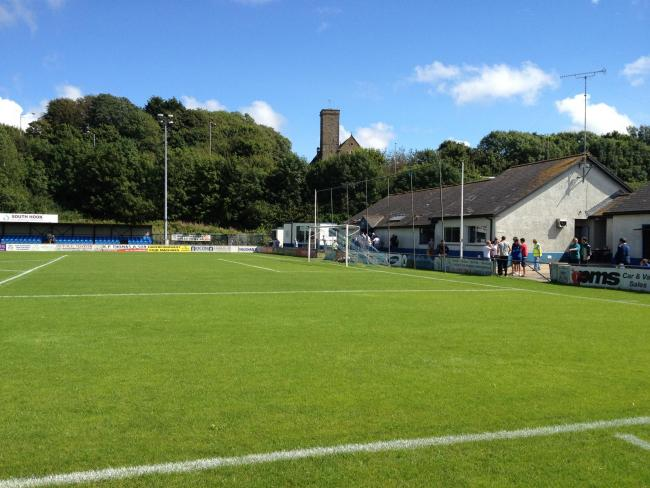 The Meadow will host the Fifth Division Cup final tonight.