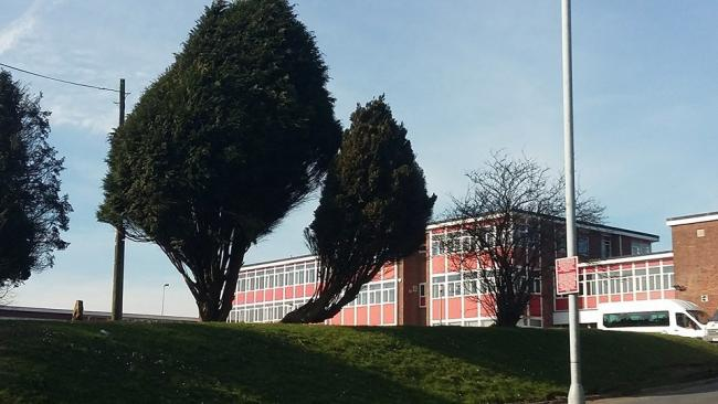 Temporary school building could be placed at Taskers site