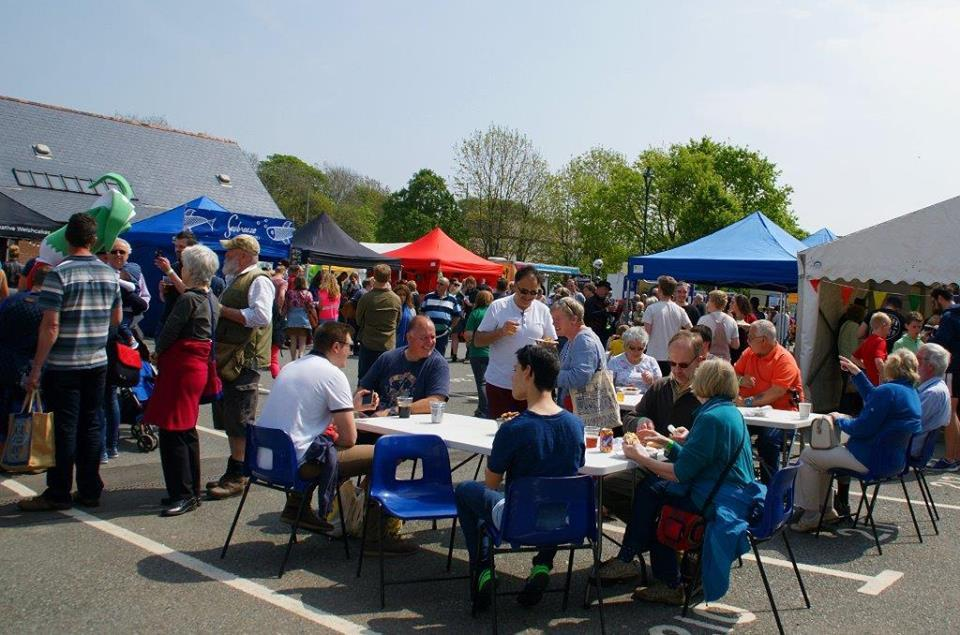 HaverFoodFest returns with stalls throughout the town centre this year