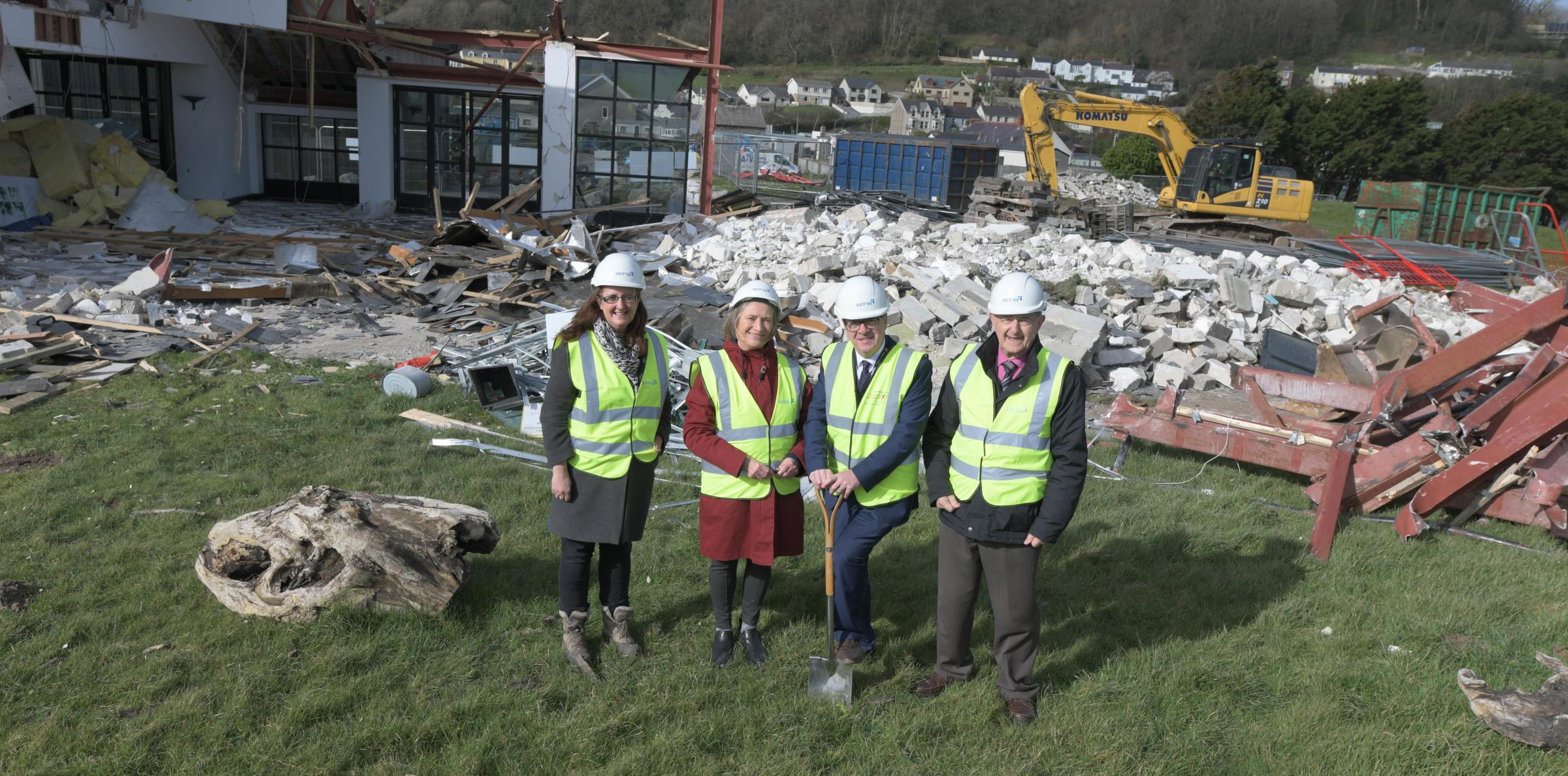 Works start on £7m 'must see' seaside development