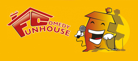 Funhouse Comedy Club - Comedy Night in Gloucester February 2020