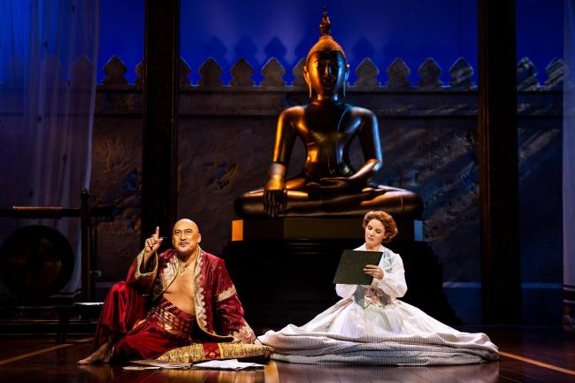 The King and I will feature in two performances at Cardigan's Theatr Mwldan