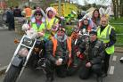 The 3 Amigos Easter Egg Run. Picture: Martin Cavaney.