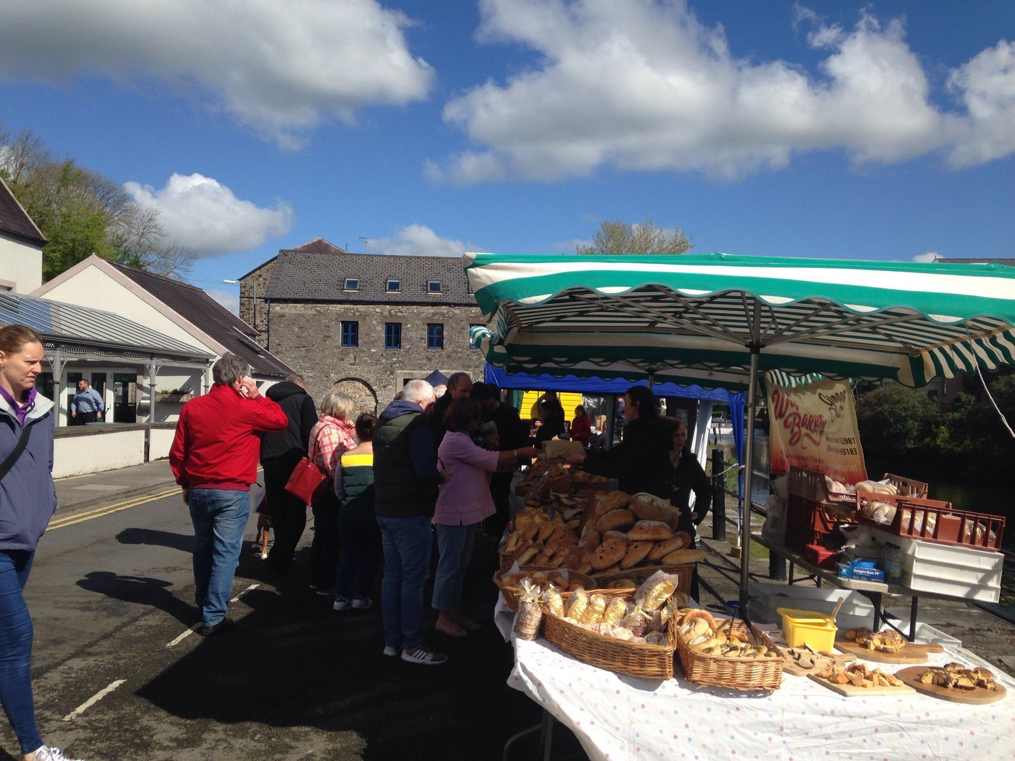 Haverfordwest food festival a delight for the tastebuds