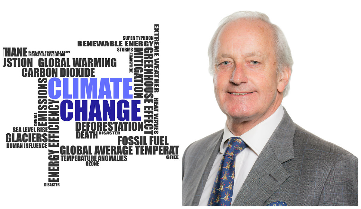 One reader's view of Neil Hamilton's stance on climate change.