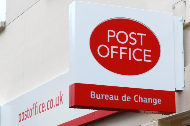 Post Office confirms when travel money services will restart. Picture: PA Wire