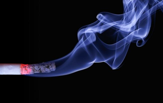 Defiant pupils are smoking in front of techers at Milford Haven School. PICTURE: Pixabay.