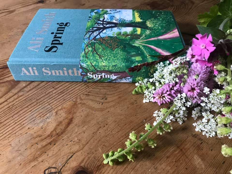 Oriel Myrddin Book Club - Ali Smith: Spring