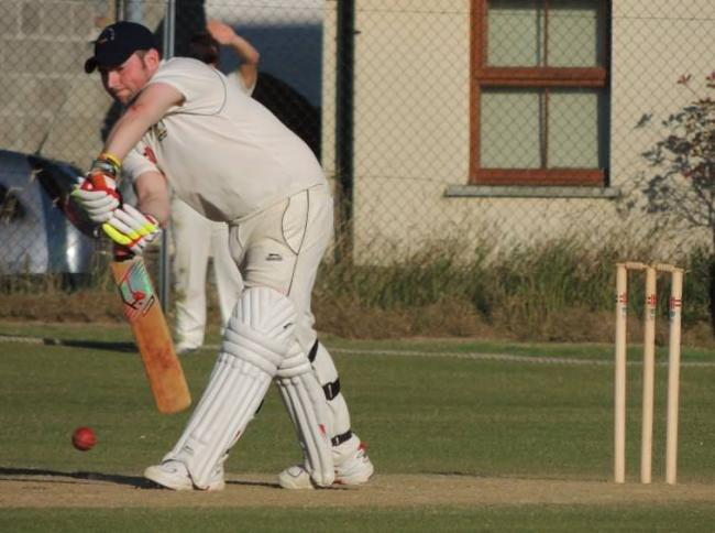 Ross Hardy hit another century in Division 2.