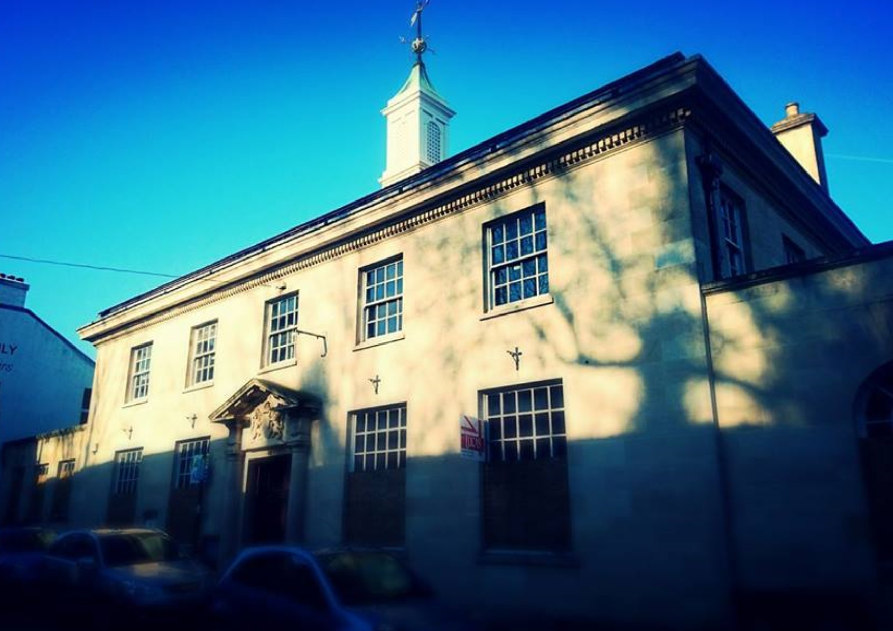 The Old Post Office, Haverfordwest, where Haverhub will host their next volunteer meet up on October 25.