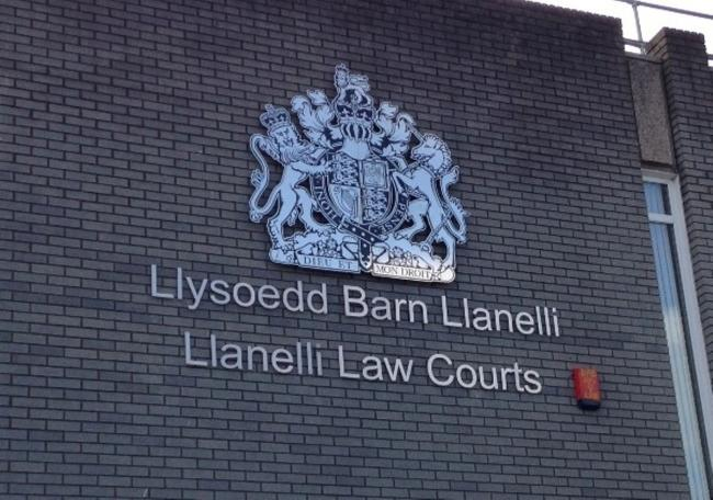Llanelli Magistrates Court